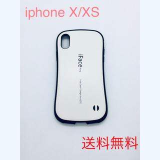 iPhone - iphone X/XS用 iFace king ケース ホワイト