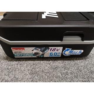 マキタ(Makita)の[新品未使用]マキタ 充電式インパクトドライバ TD171DRGX(工具/メンテナンス)