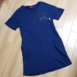 グラニフ(Graniph)のgraniph Tシャツ ワンピース(ひざ丈ワンピース)