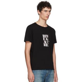 Saint Laurent - SAINT LAURENT  Rive Gauche ボールド Tシャツ