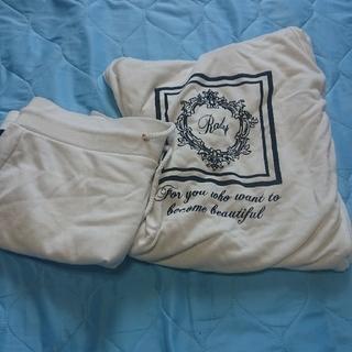 レディー(Rady)のrady ホテルシリーズ ロゴ ロングセットワンピ(セット/コーデ)