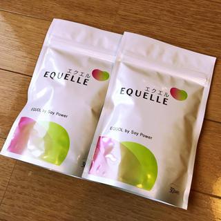 大塚製薬 - 【新品未開封 新品】EQUELLE エクエルパウチ 2袋セット