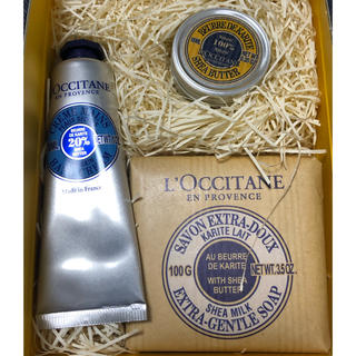 L'OCCITANE - ロクシタン セット