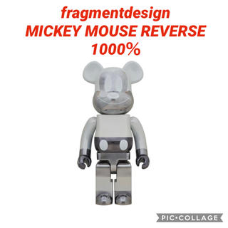 FRAGMENT - ベアブリック fragmentdesign MICKEY MOUSE 1000%