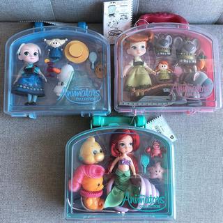 Disney - アニメーターズコレクション エルサ アナ アリエル