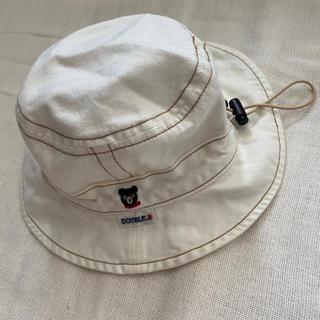 DOUBLE.B - ダブルビー 赤ちゃん帽子