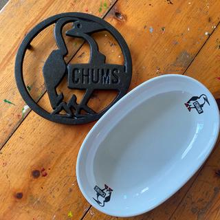 チャムス(CHUMS)のカレー皿のみ 込2800(食器)