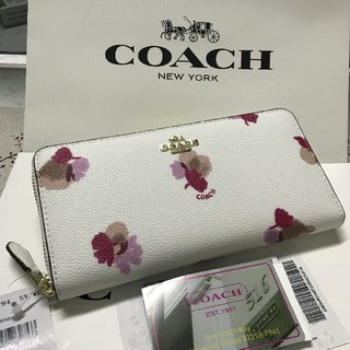 COACH - 新品★COACH 財布 コーチ 長財布 ト正規品❤箱付きF53794