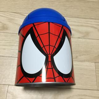 ユニバーサルスタジオジャパン(USJ)のUSJ限定 スパイダーマン お菓子 缶(キャラクターグッズ)