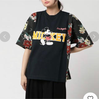 マウジー(moussy)のmoussy ミッキー tシャツ (Tシャツ(半袖/袖なし))