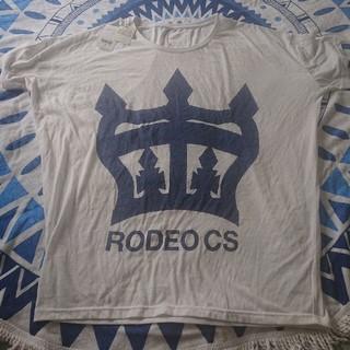 RODEO CROWNS WIDE BOWL - ドルマン ビッグクラウン Tワンピース ロデオクラウンズ