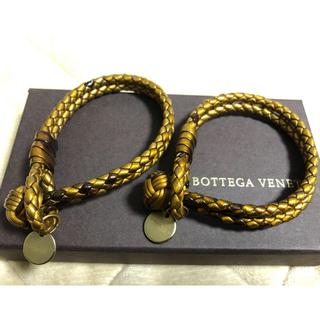 Bottega Veneta - ボッテガヴェネタ  ブレスレット ブレス 限定 ゴールド 金