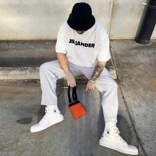 ジルサンダー(Jil Sander)の大人気★JIL SANDER 20ss ゆったりタイプ  Tシャツ  (Tシャツ/カットソー(半袖/袖なし))