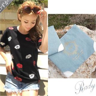 Rady - 2点set☆Tシャツ、クラッチバッグ