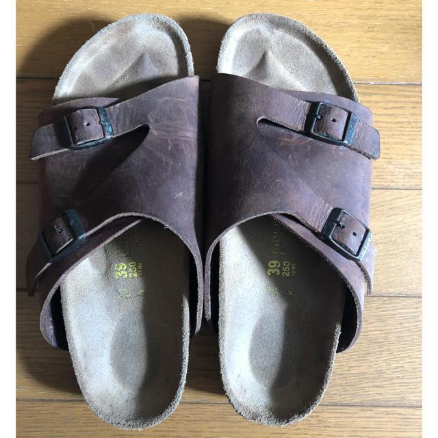 BIRKENSTOCK(ビルケンシュトック)のビルケンシュトック チューリッヒ 39(25cm) レディースの靴/シューズ(サンダル)の商品写真