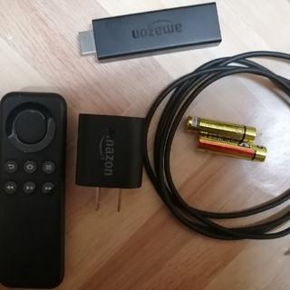 Amazon  fire  stick  TV  アマゾンファイヤースティック