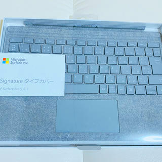 Microsoft - アルカンターラ 【純正】 Surface Pro タイプカバー プラチナ
