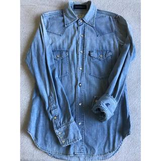 マディソンブルー(MADISONBLUE)のMADISON BLUE マディソンブルー デニムシャツ(シャツ/ブラウス(長袖/七分))