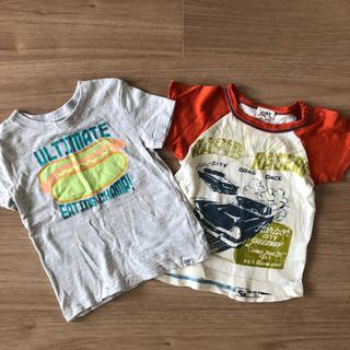 ベビーギャップ(babyGAP)のbabyGap ・JUNK STORE Tシャツ 2枚セット 80(Tシャツ)