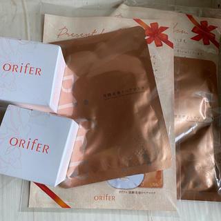 新品☆オリファ発酵美養液マスク2枚 薬用保湿ジェル2個(美容液)