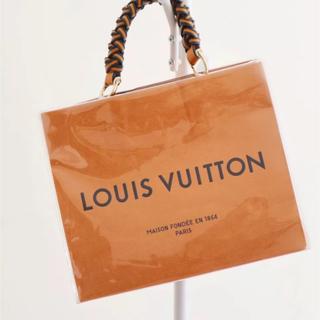 LOUIS VUITTON - LOUIS VUITTON クリアバッグ トートバッグ ハンドバッグ