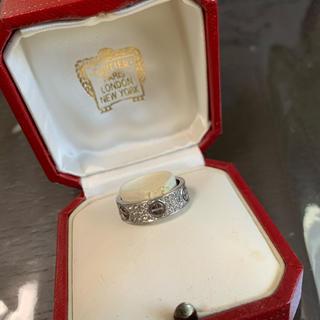 カルティエ(Cartier)のカルティエ ラブリング アフターダイヤ サイズ52(リング(指輪))