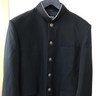 詰襟学生服 上下セット 170A  W70 黒(その他)