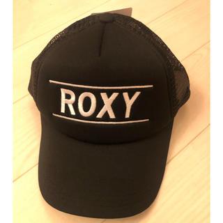 ロキシー(Roxy)の新品タグ付き ROXY キャップ  キッズ(帽子)