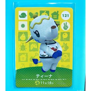 Nintendo Switch - amiiboカード ティーナ