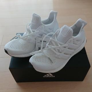 """アディダス(adidas)の最終値下げ UltraBOOST 1.0 """"Triple White""""(スニーカー)"""