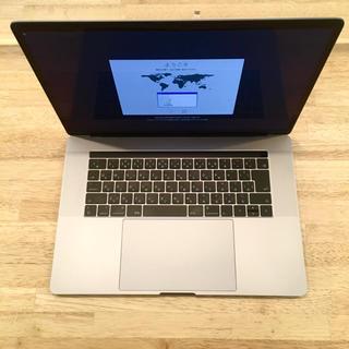 Mac (Apple) - MacBook Pro 15ンチ/512GB/16GB/i7