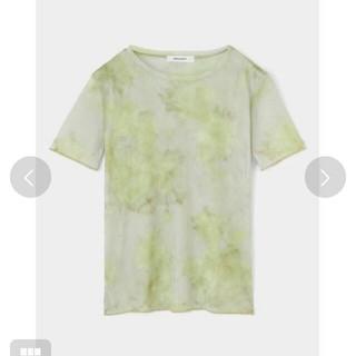 マウジー(moussy)のmoussyTIE DYE SEE THROUGH Tシャツ(Tシャツ(半袖/袖なし))
