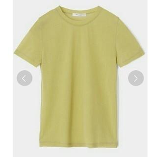 マウジー(moussy)のmoussy完売シアーTシャツライム2(Tシャツ(半袖/袖なし))