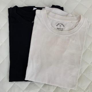 GU - GU ベーシックTシャツ 2枚セット