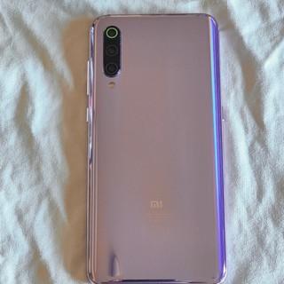 Xiaomi Mi9 6GB 128GB 純正20wワイヤレス充電器