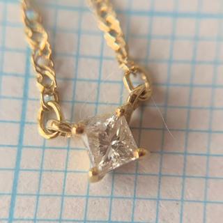 Vendome Aoyama - K18 ダイヤモンド ヴァンドーム ネックレス ★約40cm ★18金
