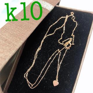 k10  ネックレス