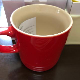 ルクルーゼ(LE CREUSET)の未使用 ルクルーゼ マグカップ (グラス/カップ)