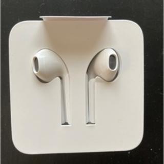 Apple - 【新品】Apple純正 イヤホン コード有り