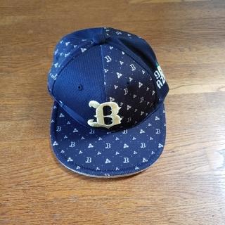 デサント(DESCENTE)のオリックス帽子 2019年春期 宮崎キャンプ(記念品/関連グッズ)