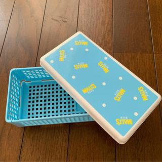 サントリー(サントリー)のモルツ オリジナル折りたたみランチBOX(弁当用品)