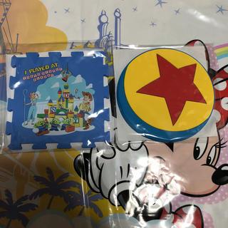 Disney - ピクサープレイタイム  スーベニア コースター 2種セット ディズニー