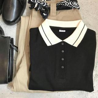 パーリッシィ(PAR ICI)のparici ポロシャツ(ポロシャツ)