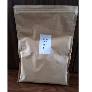 white様 粉末緑茶 500グラム(茶)