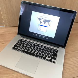 Mac (Apple) - MacBook Pro 2014 Mid 16GBメモリ 500GBSSD