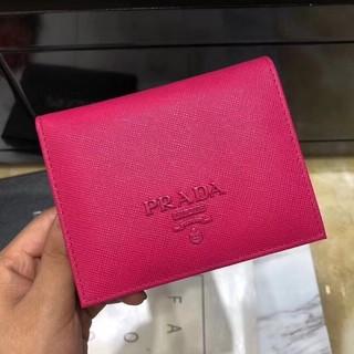 PRADA - 【新品*未使◒用】PRADA プラ♤ダ  財布