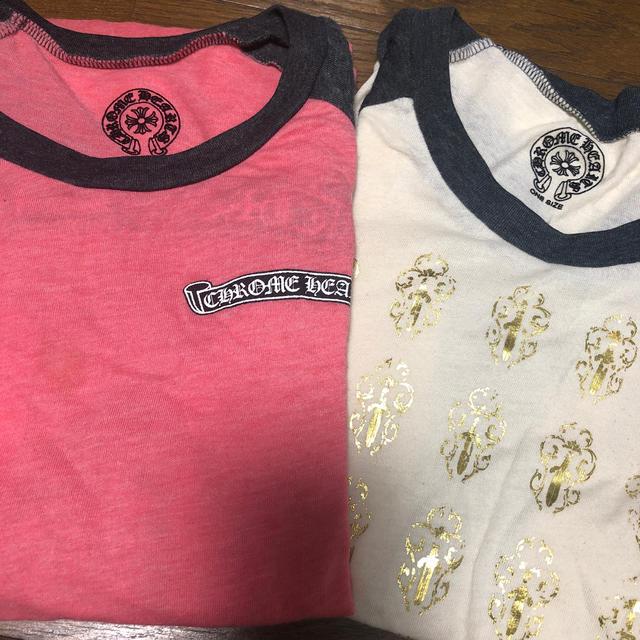 Chrome Hearts(クロムハーツ)のクロムハーツ 七分シャツ レディースのトップス(Tシャツ(長袖/七分))の商品写真