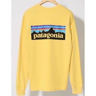 patagonia - 新品タグ付!大人気!パタゴニア ロングスリーブ P6 ロゴ ロンT 長袖Tシャツ