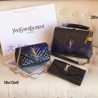 Yves Saint Laurent Beaute - YSLショルダーバッグ可愛い 大人気 3点セット