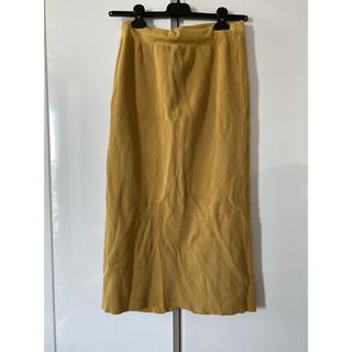 ビューティアンドユースユナイテッドアローズ(BEAUTY&YOUTH UNITED ARROWS)のBEAUTY&YOUTH タイトスカート(ロングスカート)
